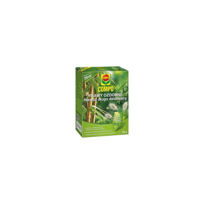 Nawóz do bambusów i traw ozdobnych COMPO jedna aplikacja na rok!
