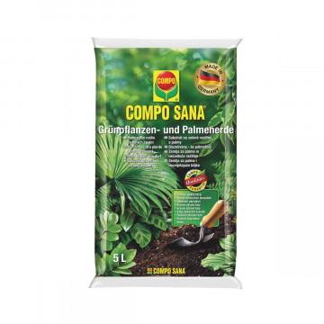 Ziemia do palm i roślin zielonych 5 L COMPO