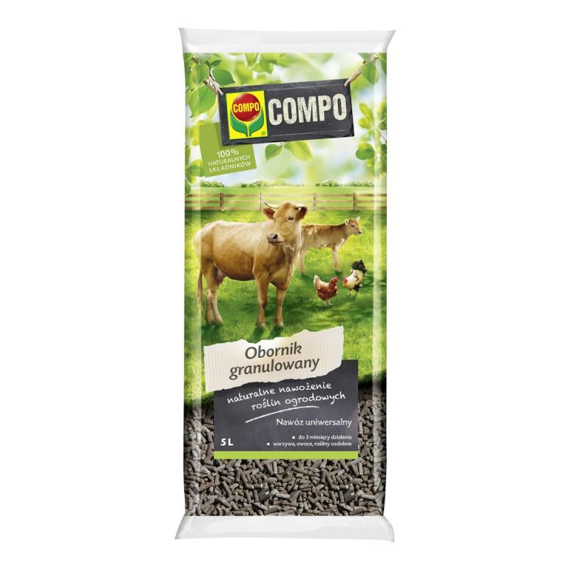 Obornik granulowany COMPO 5l