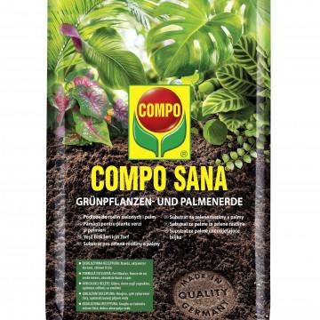 Ziemia do palm i roślin zielonych 10 L COMPO