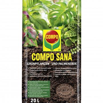 Ziemia do palm i roślin zielonych 20 L COMPO