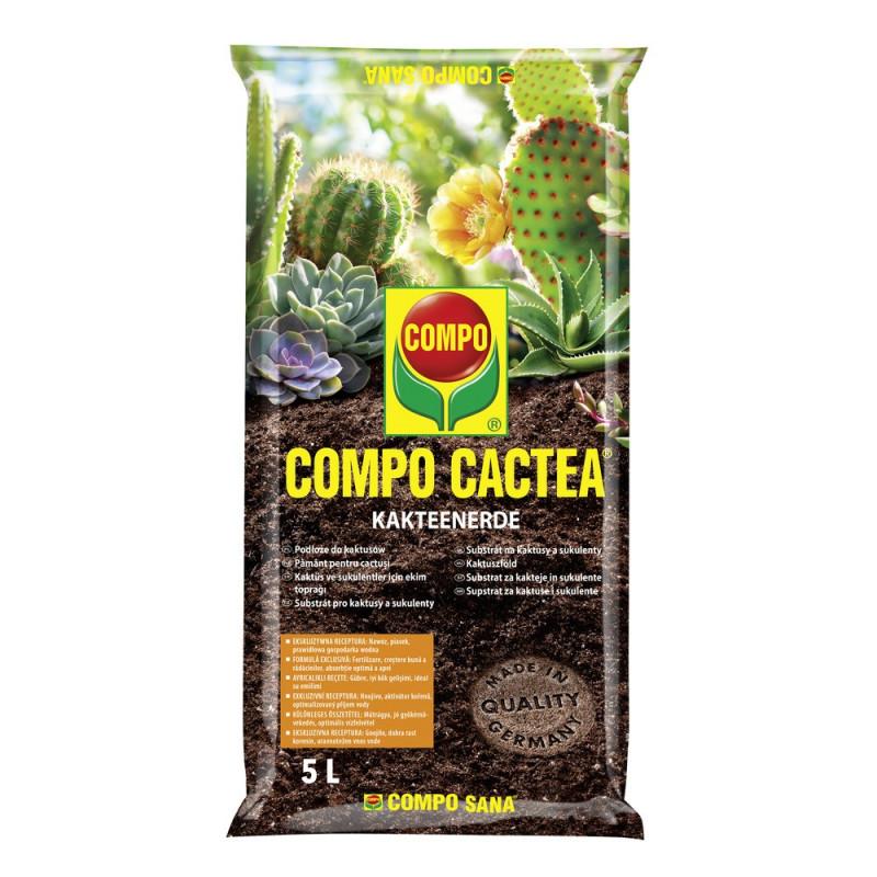 Ziemia do agaw, juk i kaktusów 5l COMPO